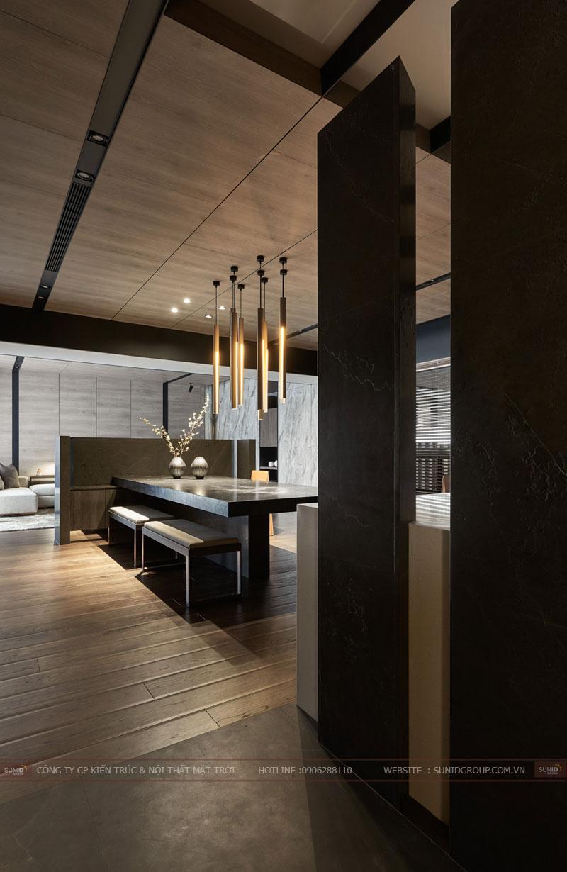 thiết kế nội thất chung cư hpc landmark 105 tố hữu 15