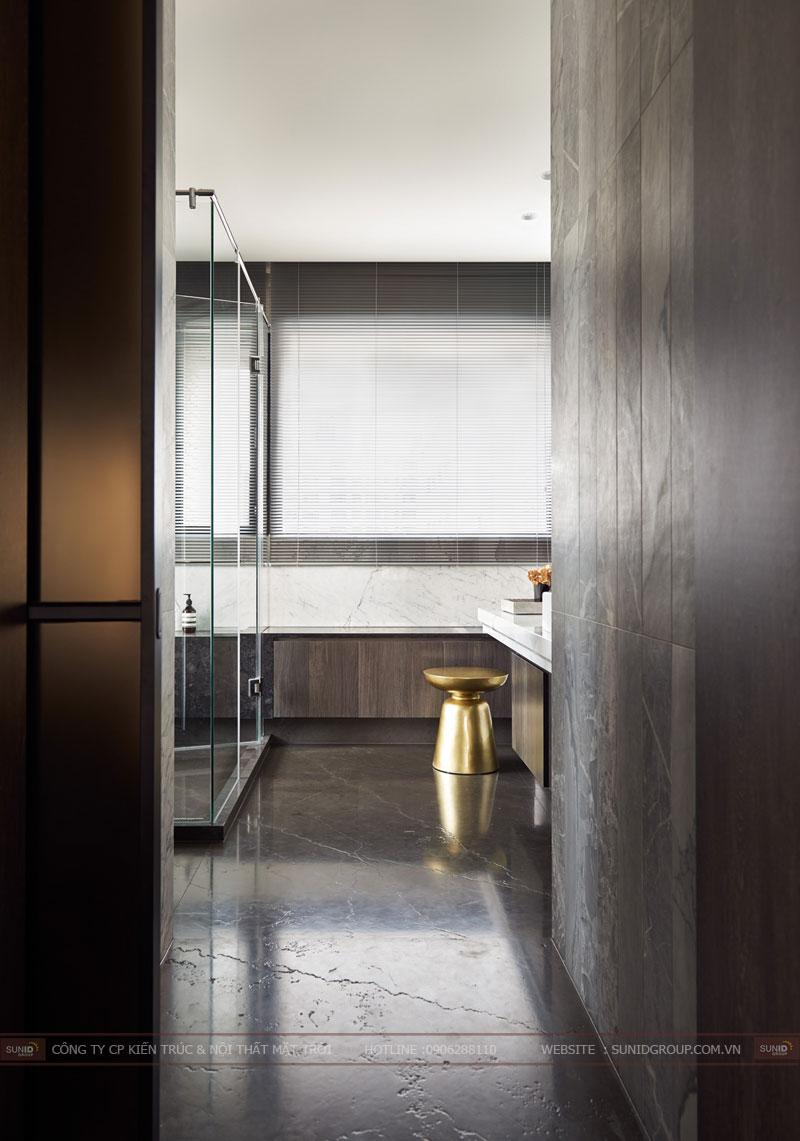 thiết kế nội thất chung cư hpc landmark 105 tố hữu 16