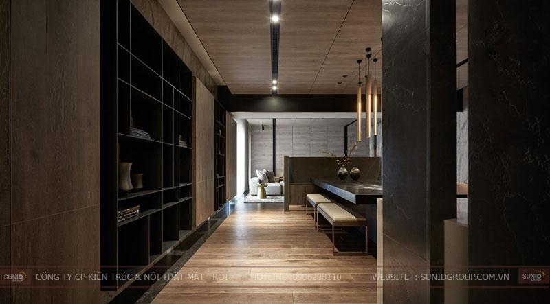thiết kế nội thất chung cư hpc landmark 105 tố hữu 17