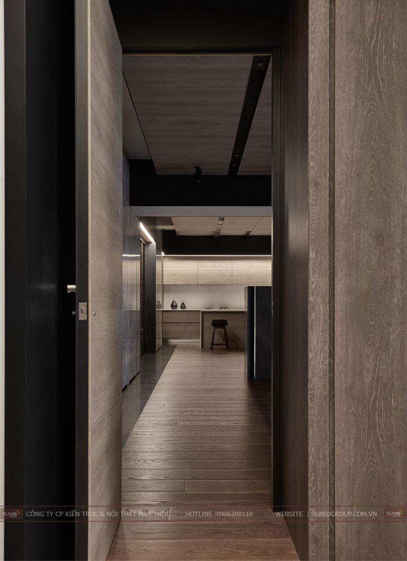 thiết kế nội thất chung cư hpc landmark 105 tố hữu 18
