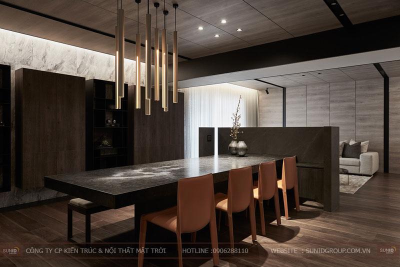 thiết kế nội thất chung cư hpc landmark 105 tố hữu 19