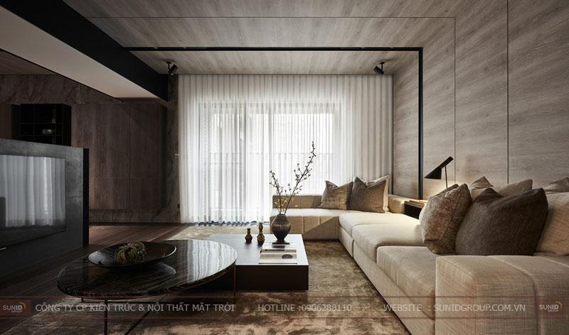 thiết kế nội thất chung cư hpc landmark 105 tố hữu 2