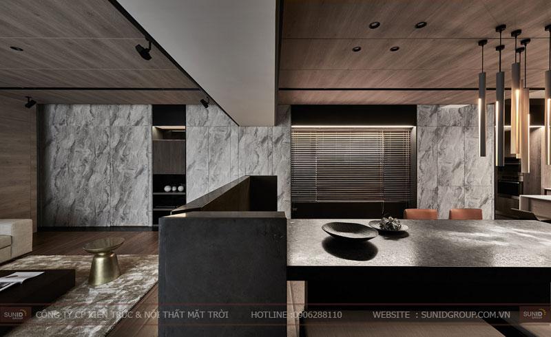 thiết kế nội thất chung cư hpc landmark 105 tố hữu 21
