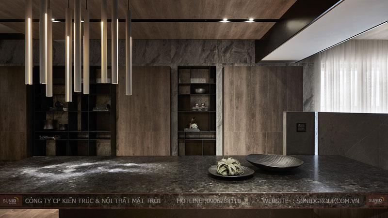 thiết kế nội thất chung cư hpc landmark 105 tố hữu 3
