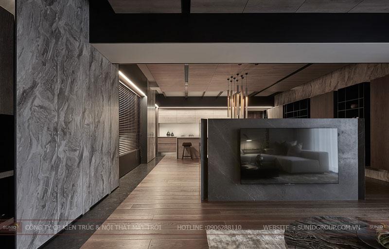 thiết kế nội thất chung cư hpc landmark 105 tố hữu 4