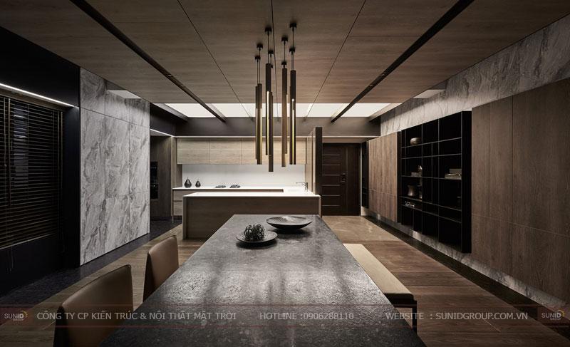 thiết kế nội thất chung cư hpc landmark 105 tố hữu 8