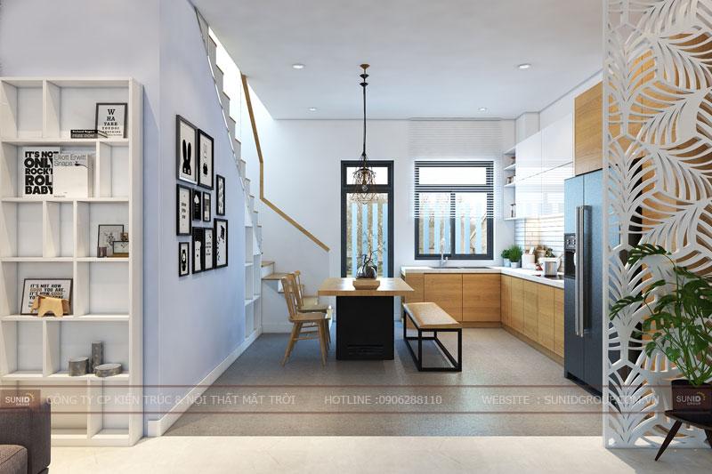 thiết kế nội thất nhà liền kề đô nghĩa dương nội10