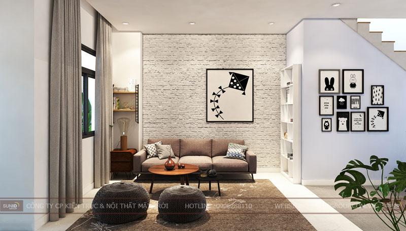 thiết kế nội thất nhà liền kề đô nghĩa dương nội11
