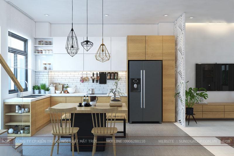 thiết kế nội thất nhà liền kề đô nghĩa dương nội13