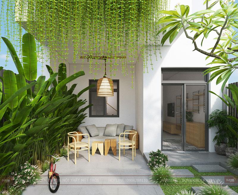thiết kế nội thất nhà liền kề đô nghĩa dương nội15
