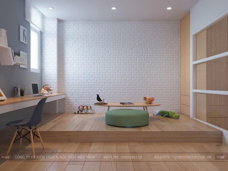 thiết kế nội thất nhà liền kề đô nghĩa dương nội2