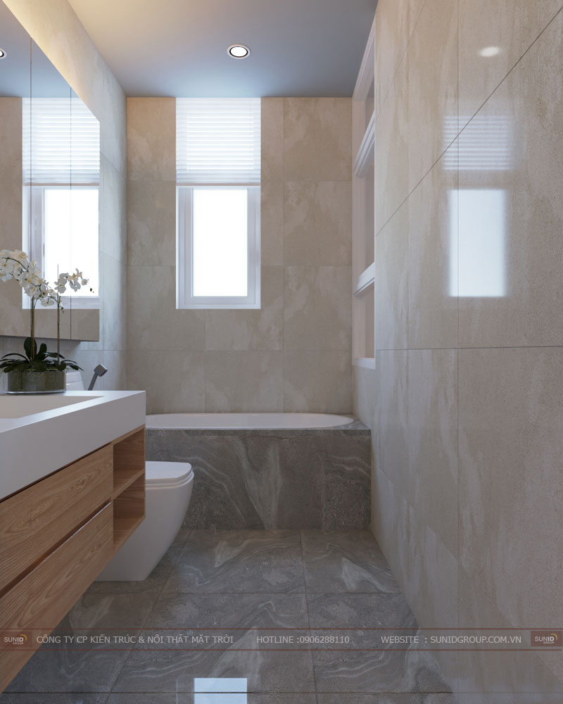 thiết kế nội thất nhà liền kề đô nghĩa dương nội20