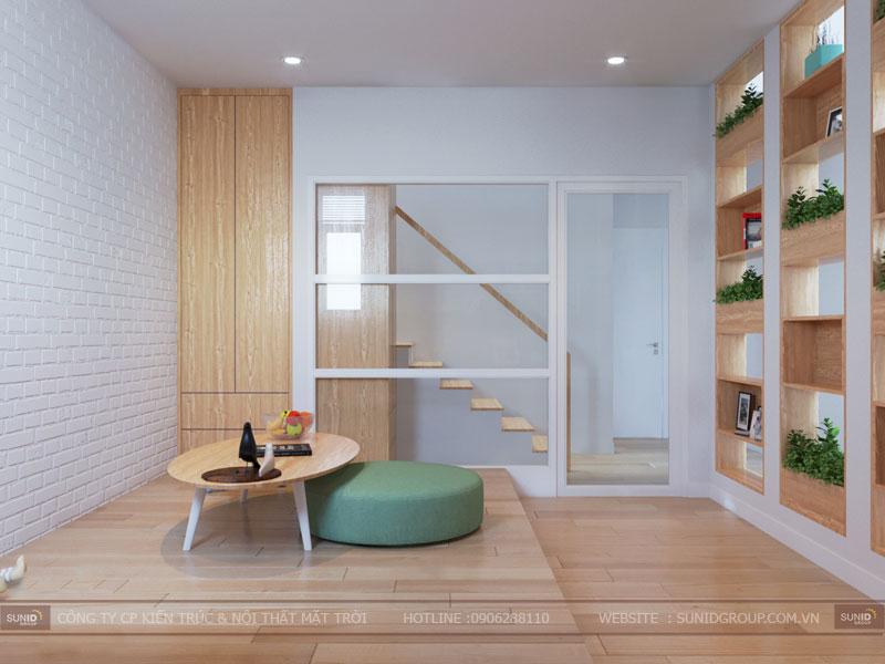 thiết kế nội thất nhà liền kề đô nghĩa dương nội3
