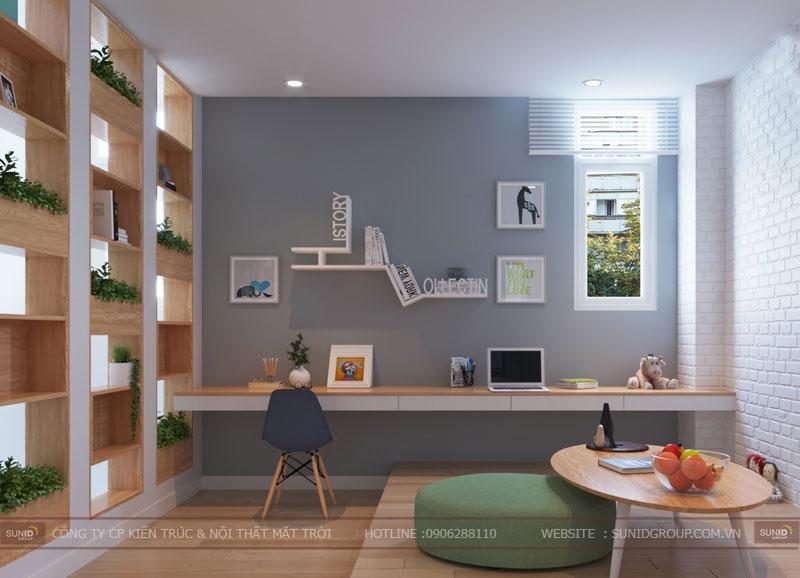 thiết kế nội thất nhà liền kề đô nghĩa dương nội4