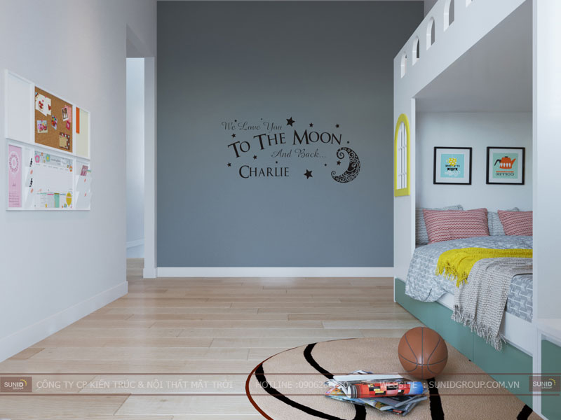 thiết kế nội thất nhà liền kề đô nghĩa dương nội5