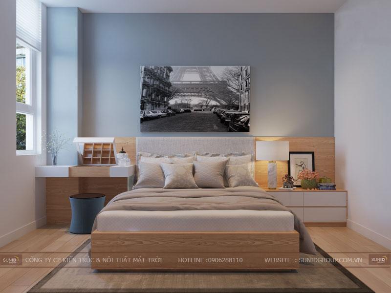 thiết kế nội thất nhà liền kề đô nghĩa dương nội6