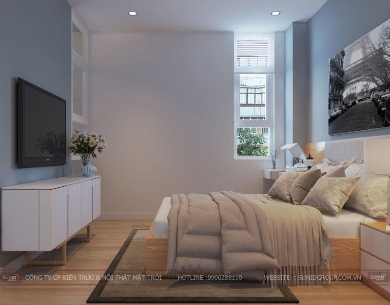 thiết kế nội thất nhà liền kề đô nghĩa dương nội7