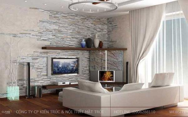 xu hướng thiết kế tường nhà2