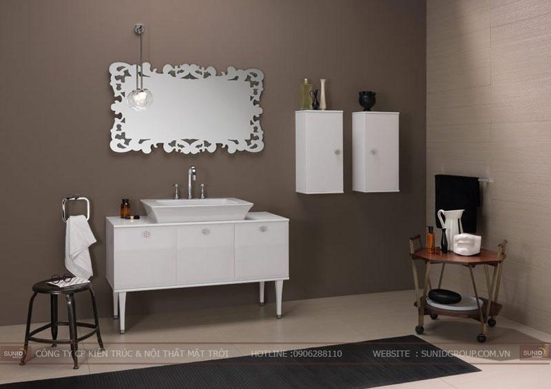 15 mẫu thiết kế phòng tắm đơn giản hiện đại10