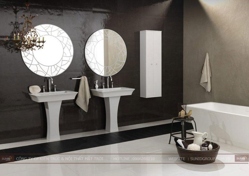 15 mẫu thiết kế phòng tắm đơn giản hiện đại12