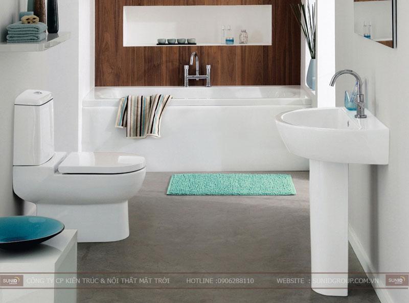 15 mẫu thiết kế phòng tắm đơn giản hiện đại2