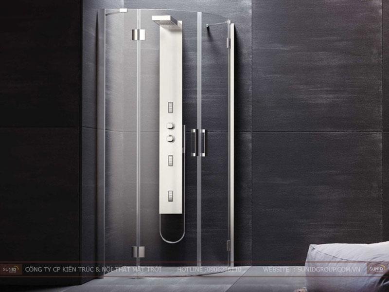 15 mẫu thiết kế phòng tắm đơn giản hiện đại3