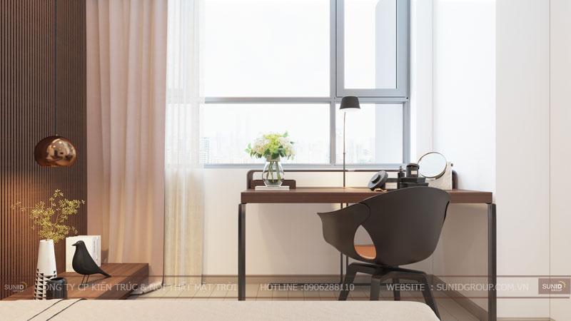 thiết kế nội thất chung cư 60m210