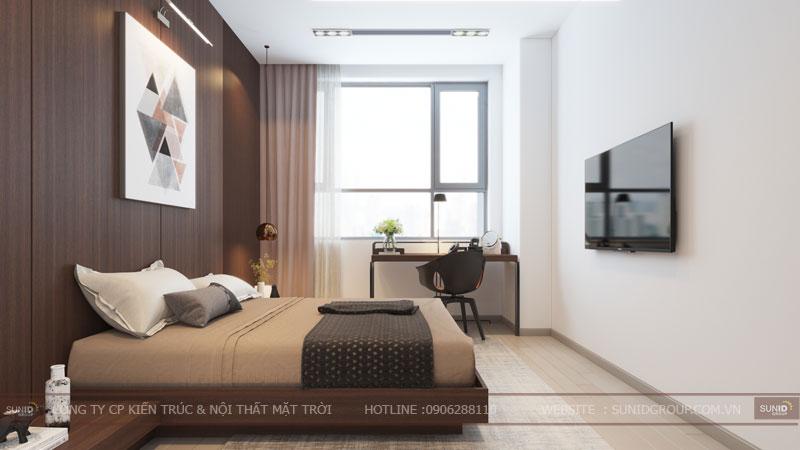 thiết kế nội thất chung cư 60m29