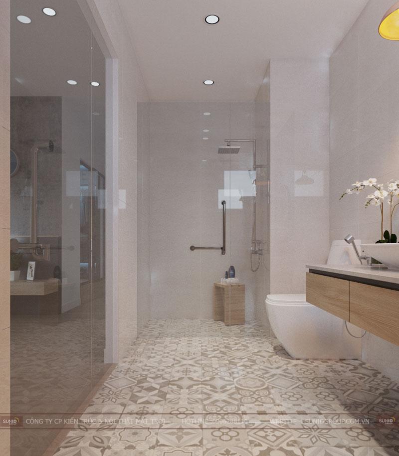 thiết kế nội thất chung cư hiện đại vincity tây mỗ 4