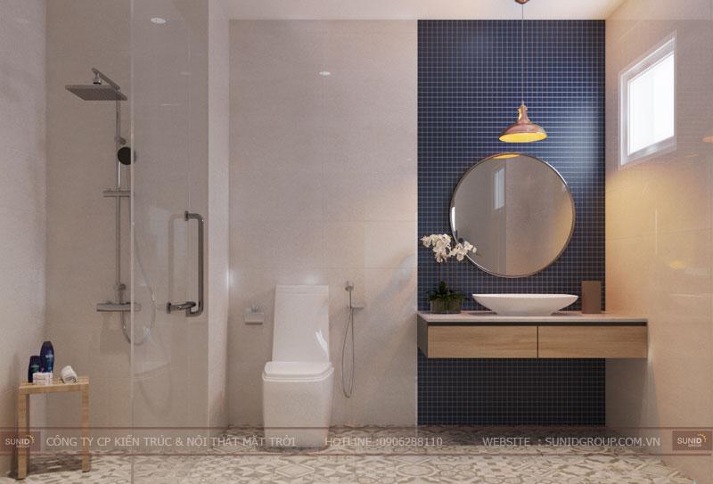 thiết kế nội thất chung cư hiện đại vincity tây mỗ 5