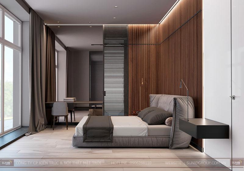 thiết kế nội thất chung cư việt đức complex hiện đại12