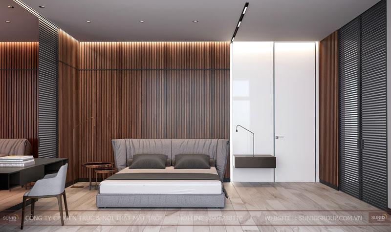 thiết kế nội thất chung cư việt đức complex hiện đại15