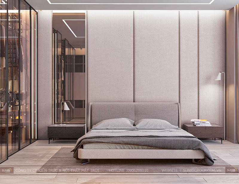 thiết kế nội thất chung cư việt đức complex hiện đại16