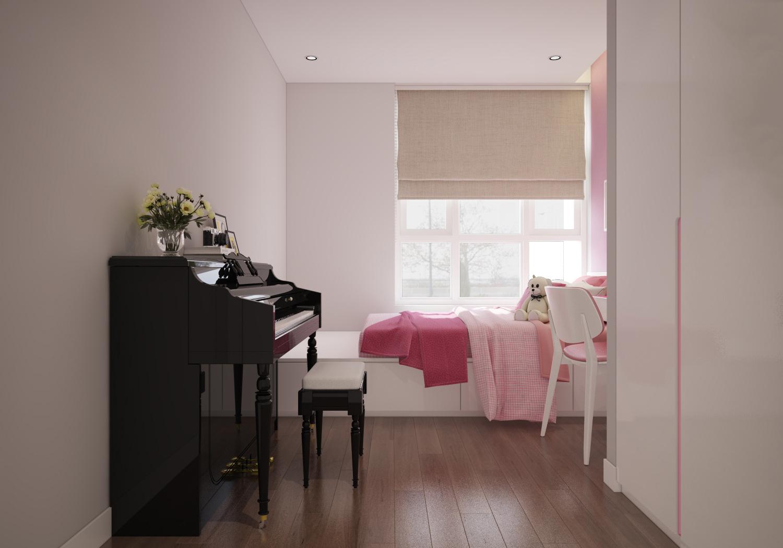 thiết kế nội thất chung cư 100m22