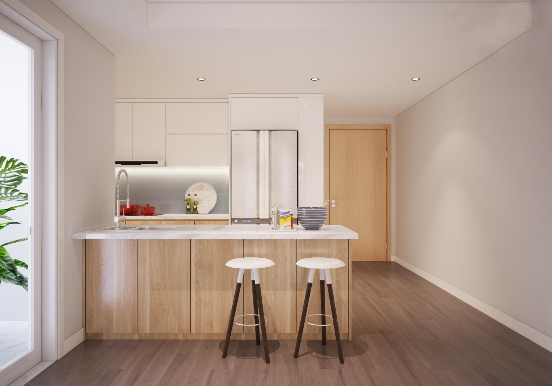 thiết kế nội thất chung cư 100m29