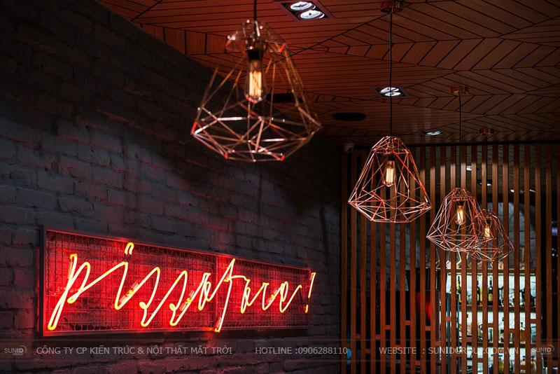 thiết kế nhà hàng thức ăn nhanh cafe 21