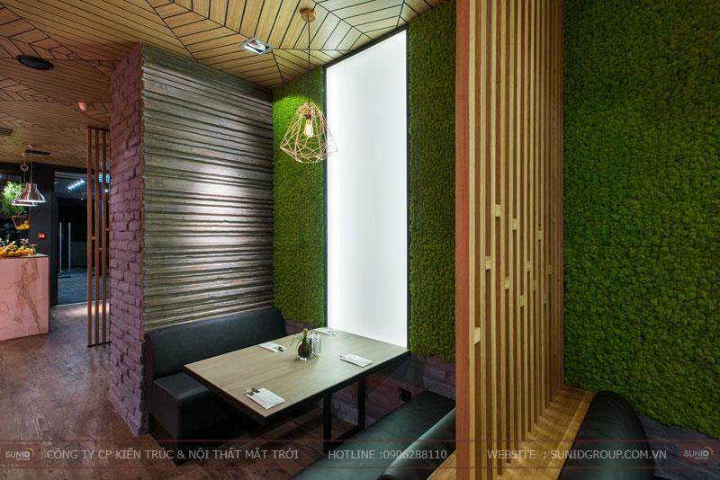thiết kế nhà hàng thức ăn nhanh cafe 22