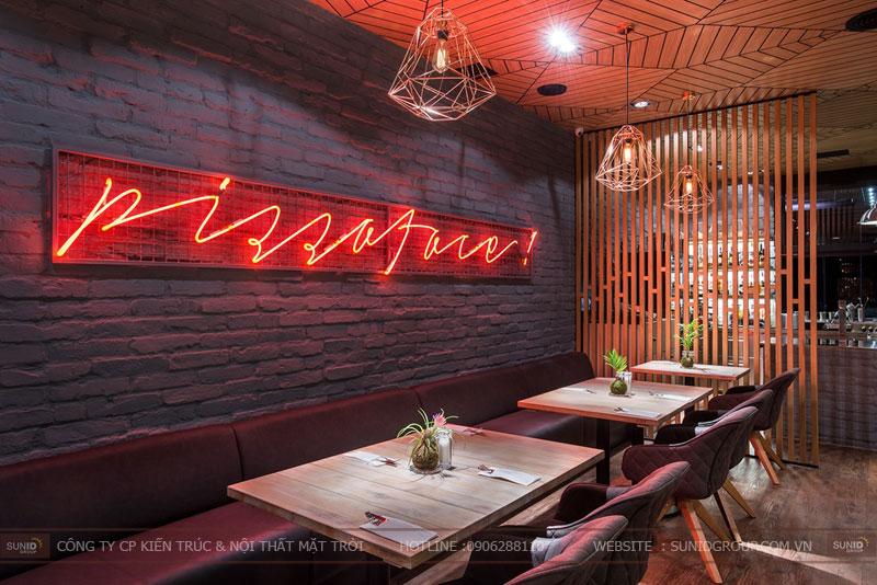thiết kế nhà hàng thức ăn nhanh cafe 23