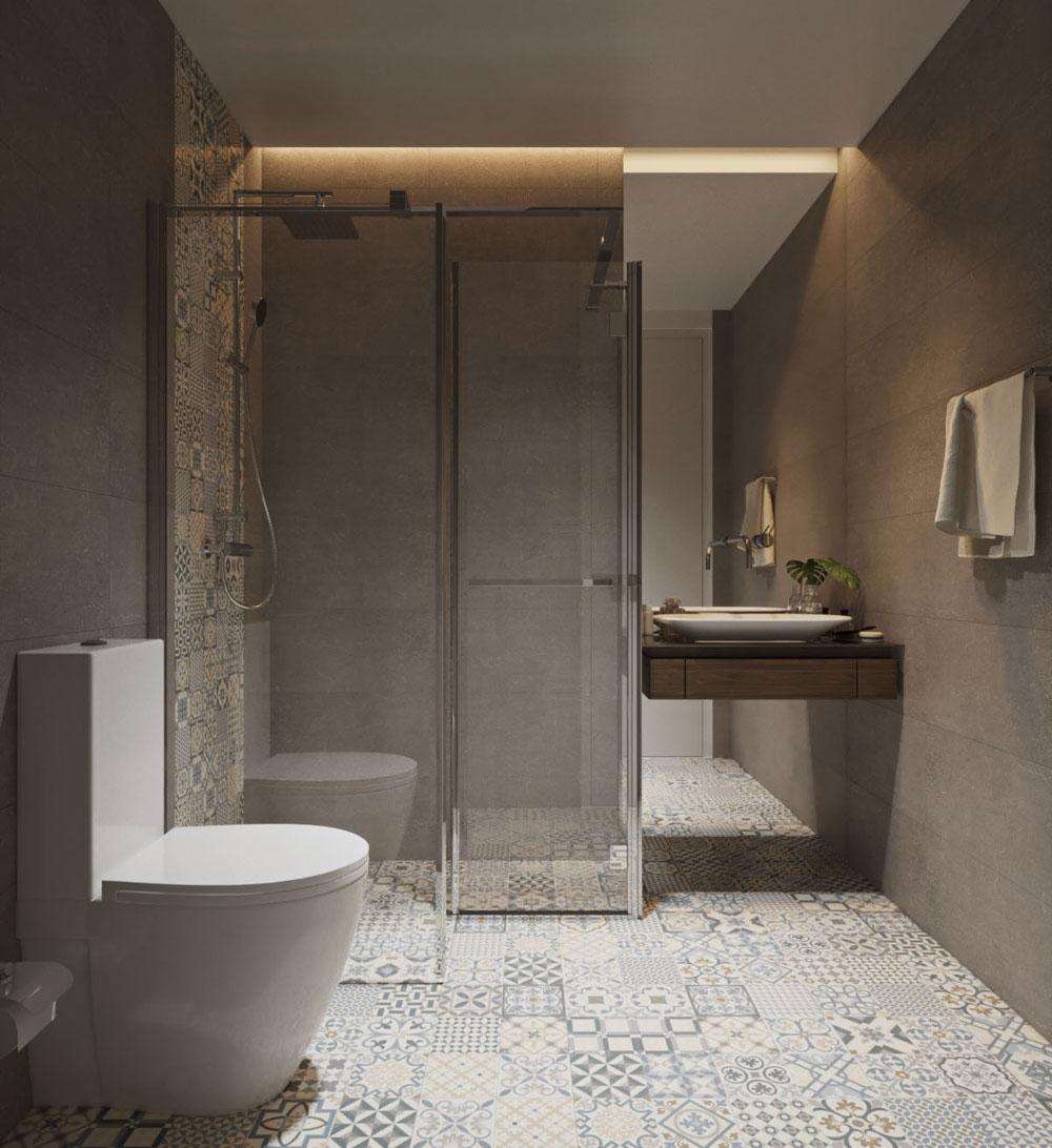 thiết kế nội thất chung cư Imperial Plaza15