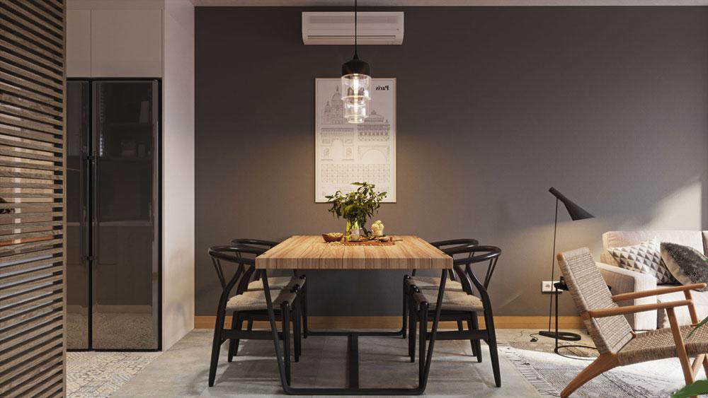 thiết kế nội thất chung cư Imperial Plaza16