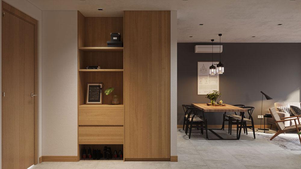 thiết kế nội thất chung cư Imperial Plaza17