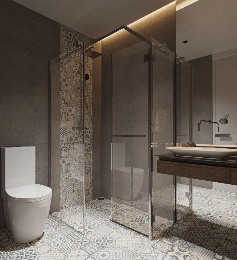thiết kế nội thất chung cư Imperial Plaza2
