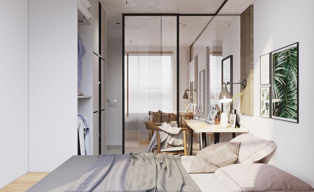 thiết kế nội thất chung cư Imperial Plaza5