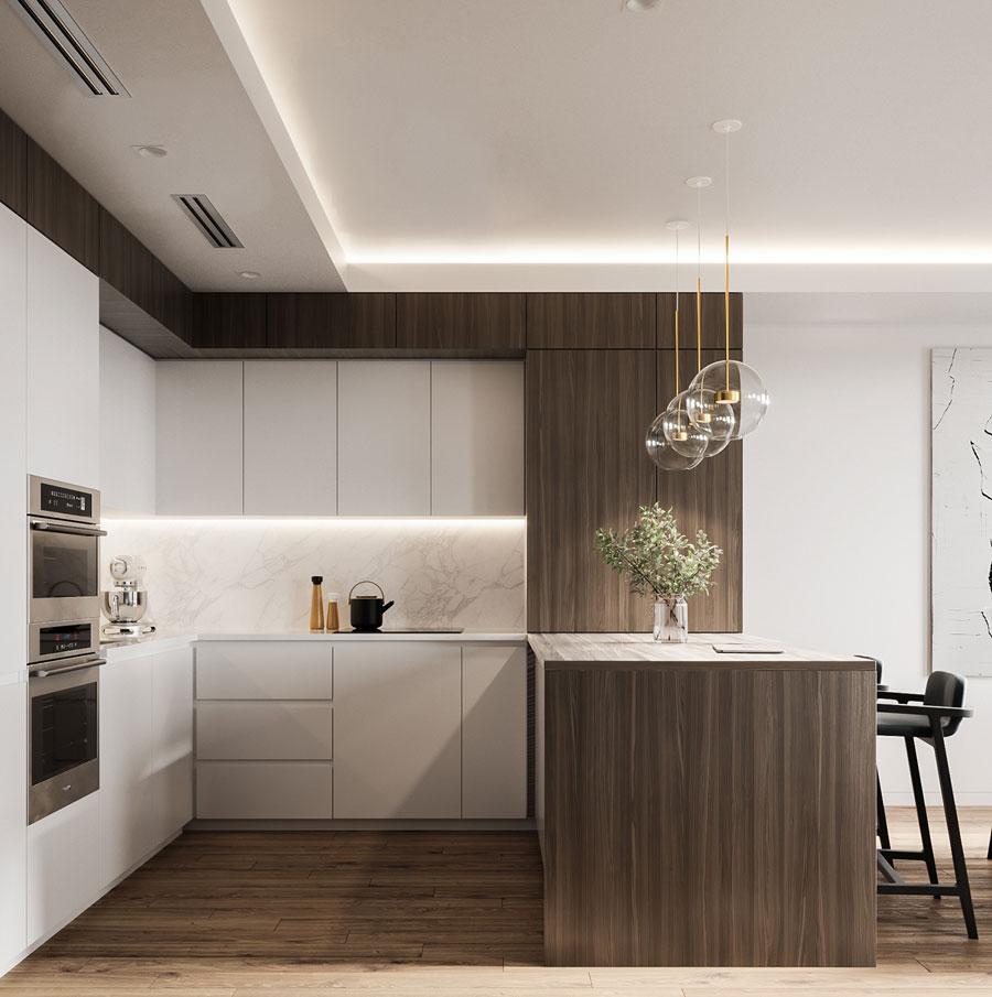 Thiết kế nội thất chung cư Anland complex 11