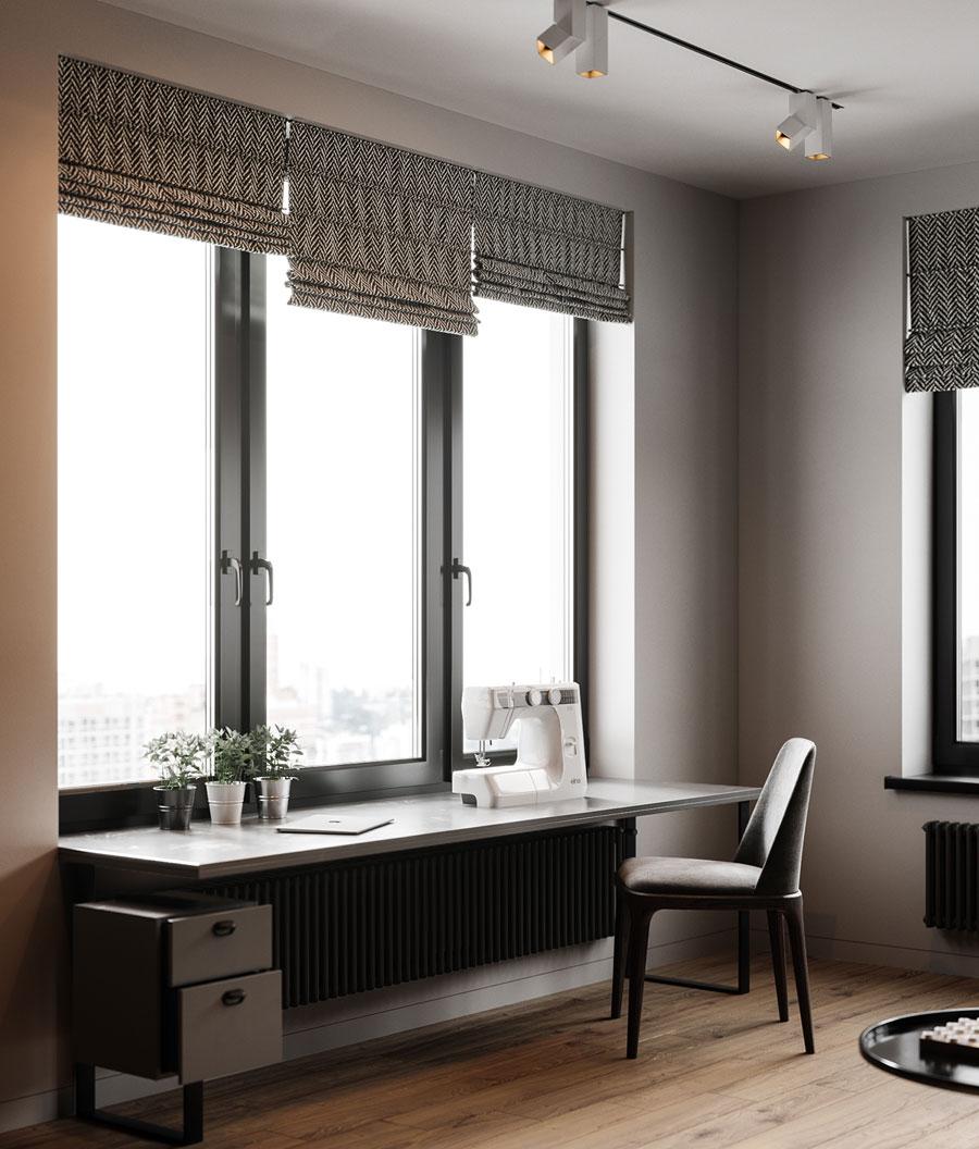 Thiết kế nội thất chung cư Anland complex 12