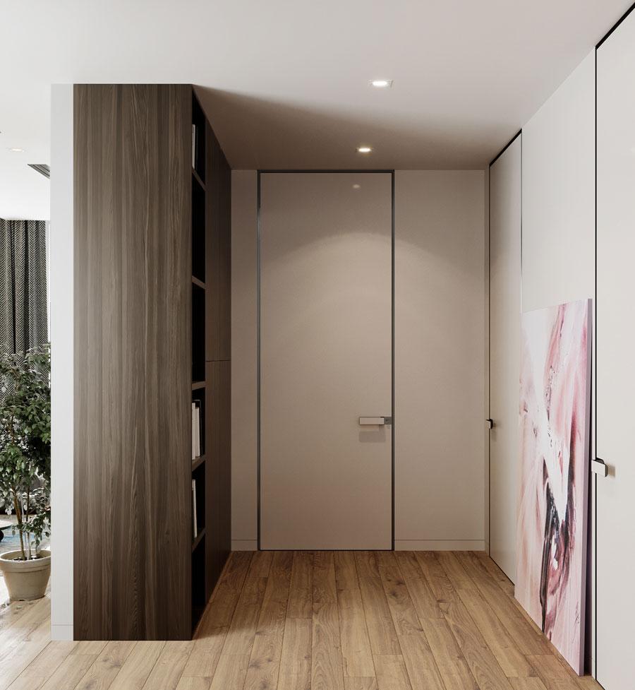 Thiết kế nội thất chung cư Anland complex 13