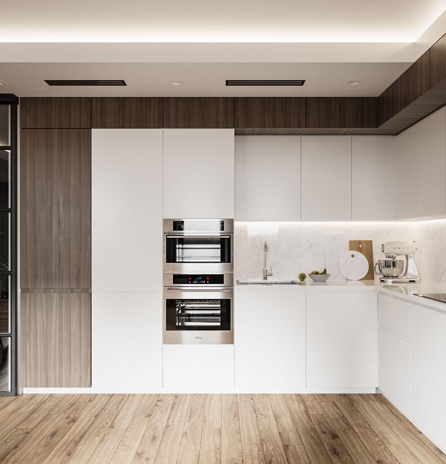 Thiết kế nội thất chung cư Anland complex 15