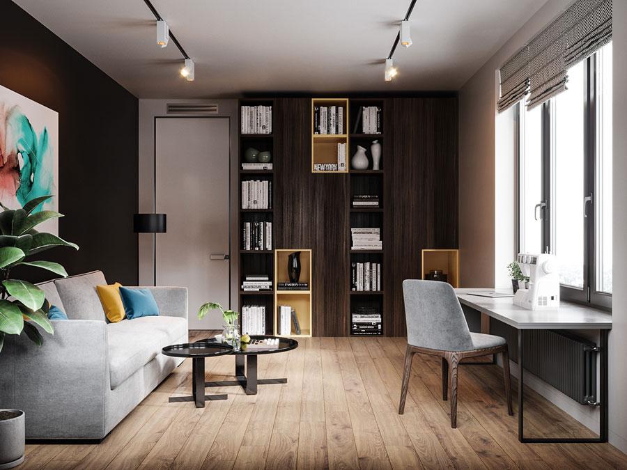 Thiết kế nội thất chung cư Anland complex 19