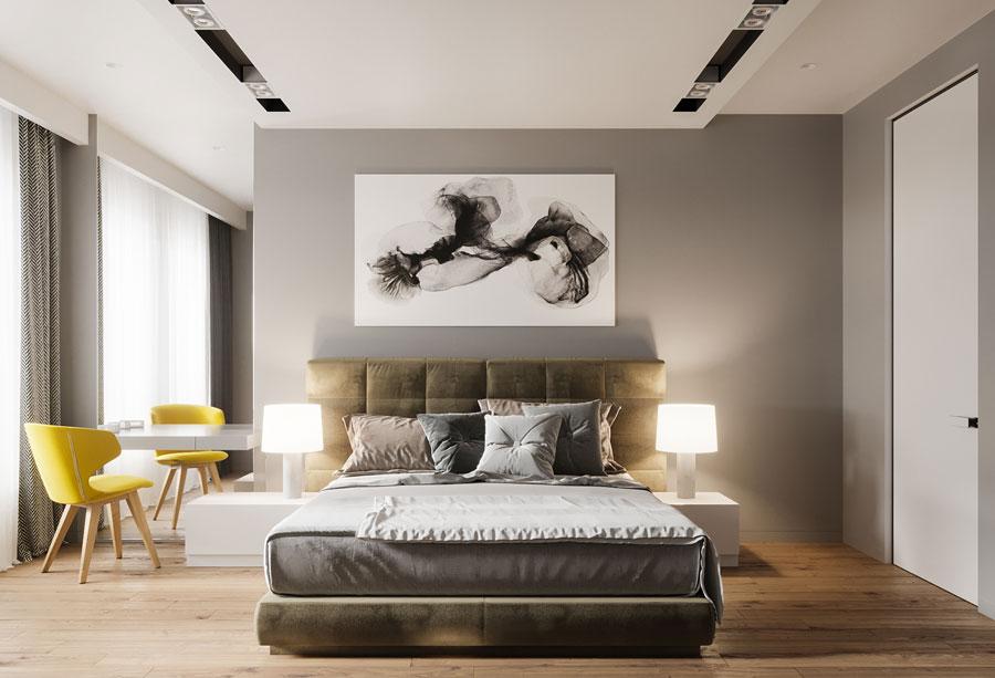 Thiết kế nội thất chung cư Anland complex 20