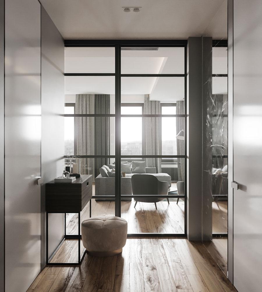 Thiết kế nội thất chung cư Anland complex 22